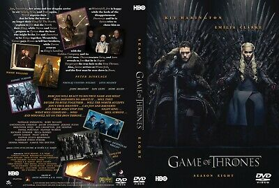 Il Trono Di Spade Stagione 8 In Italiano Cofanetto Serie Tv Game Of Thrones