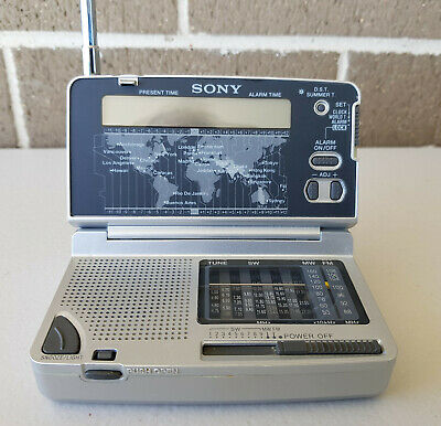 Sony ICF SW12 11 Band Receiver