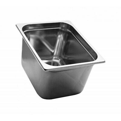 Pan Gastronorm Containers Stainless Steel Gn 1/2 Height 20 CM