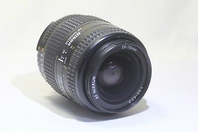Nikon NIKKOR 28-70mm f/3.5-4.5 AF D Lens Made In Japan