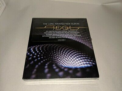 TOOL Fear Inoculum Limited Edition Deluxe CD 2019 Sold Out New Sealed  HD screen