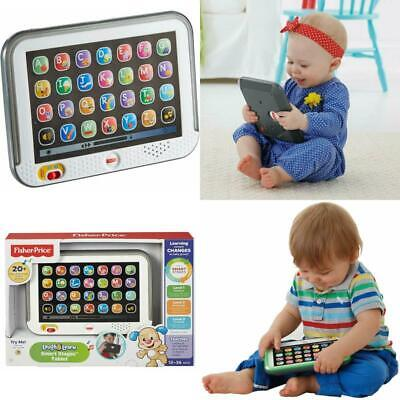 Educational Toys For 3 Year Olds Toddlers Baby Kids Boy Girl Learning Tablet New