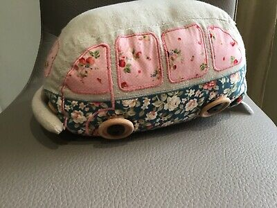 Campervan Fabric Door Stop Fabulous Quirky Home Decor Glamping Or Caravanning