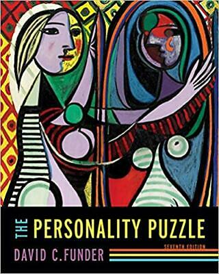 The Personality Puzzle 7th Edition by David C. Funder  (PDF ) E-B00K