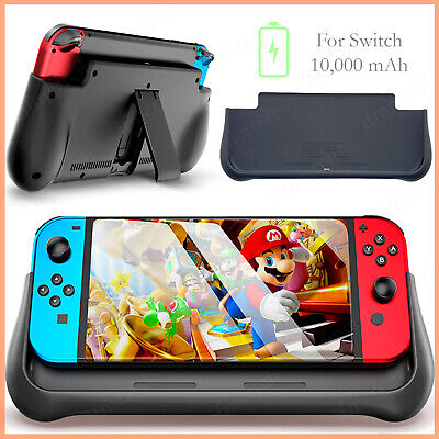Nintendo Switch Case Shell Cover Charging Battery External Power Charger case