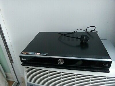 Lg Hr400 Blu-Ray Dvd Player 160Gb Hdd Recorder.