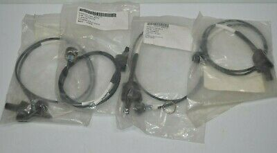 Lot of 4 Mil-Spec 12308572 Vehicle Momentary Switch Push Button Assembly Surplus