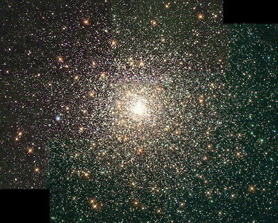 New 11x14 Space Universe Photo: Globular Star Cluster in the Milky Way Galaxy