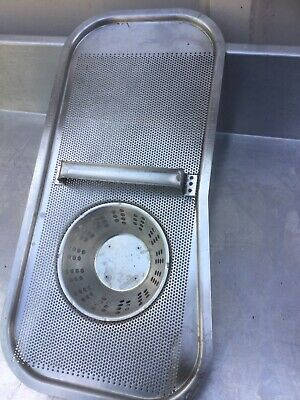 Strainer Tray For FX30 Hobart Dishwasher