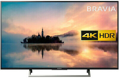 "Sony KD49XE7096BAEP - 49"" UHD 4K Smart TV - 4K High Dynamic Range - 400 Hertz"