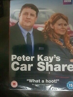 Peter Kays Car Share - Series 1  New (DVD  2015) BRAND NEW and SEALED p3