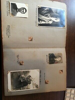Very Rare World War 2 Era Japanese/Eastern Photograph Album. Great Pictures!
