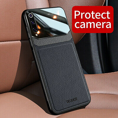For Xiaomi Redmi Note 7 Pro Mi 9 9T 8 Lite Leather Hybrid Shockproof Case Cover