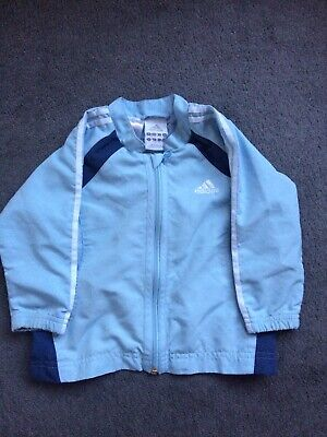 Boys Adidas Tracksuit Top/Jacket, Age 12-18 Months