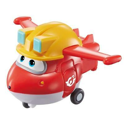 Super Wings Mini Build-it Jett Transform-a-Bots Toy Kids 5cm/2'' +3 years
