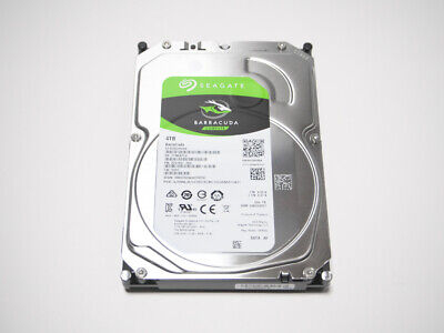 "Seagate BarraCuda 4TB 3.5"" SATA3 Desktop Hard Drive 256MB Cache ST4000DM004 New"