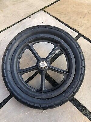 Pair Of Bugaboo Cameleon 1/2 Rear Foam Wheel Puncture Free Will Also Fit Frog