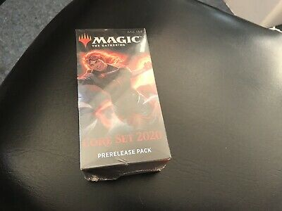 Magic The Gathering Core set 2020 m20 Prerelease Kit Factory Sealed!!
