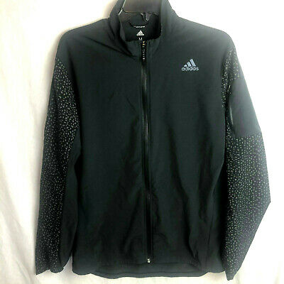 adidas Mens Competition Wind Jacket