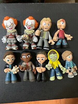 It Chapter 2 Mystery Minis Lot Of 9 - Bloody Henry 1/72, Pennywise, Bill +++