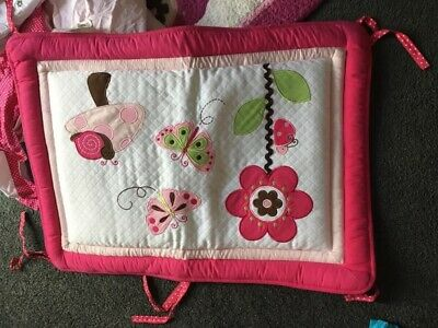 Kids Line Berry Garden Cot set and more