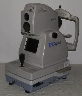 Topcon TRC-NW6S Non-Mydriatic Retinal Camera *For Parts, Not Working*