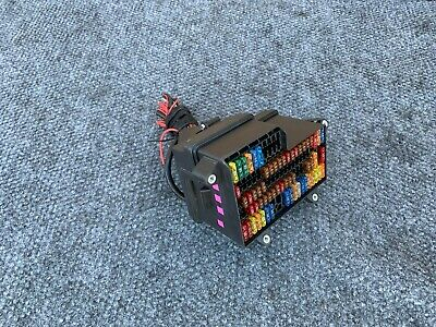 Bentley Continental Gt Gtc (04-08) Fuse Box Relay Junction Oem