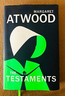 The Testaments by Margaret Atwood (Hardback 2019) The Handmaid's Tale Sequel