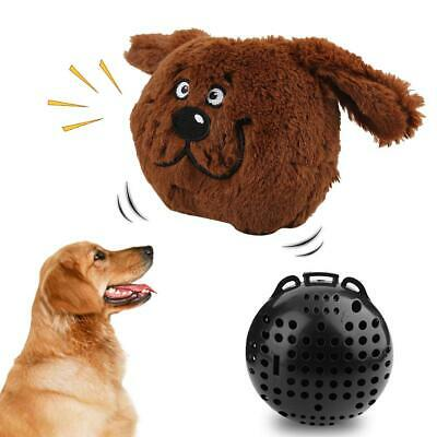 Dog Cat Electronic Toy Pet Automatic Plush Ball Funny Interactive Training Tool