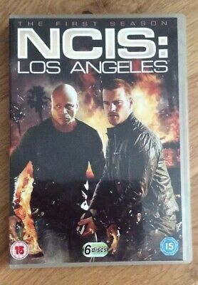 NCIS: Los Angeles The Complete First Season DVD Region 2