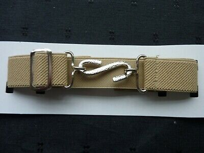 SNAKE BELTS FOR BOYS/CHILDREN/ KIDS - BEIGE approx. 1-10 yr..UK MADE