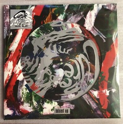 The Cure Mixed Up (2018 Rsd) Brand New Sealed Picture Disc Vinyl Lp