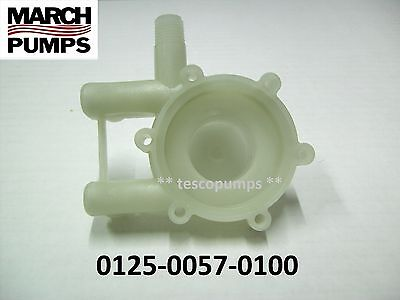 March 0125-0057-0100 Rear Housing for LC-2CP-MD Submersible pumps