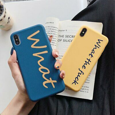 Simple Candy Silicone Soft TPU Phone Cover Case for iPhone 6 7 8 XS Max XR 11Pro