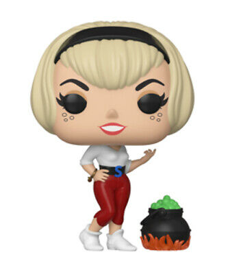 Sabrina with Cauldron Pop! Vinyl SDCC 2019 Exclusive Figure