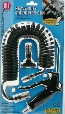 Heavy Duty Lorry Truck Air Duster Blow Gun Cleaner Clean Your Cab 13Kg/Cm2 New