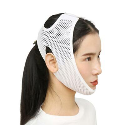 Facial Thin Care Face Slimming Bandage Mask Belt Shape Lift Double Chin Reduce