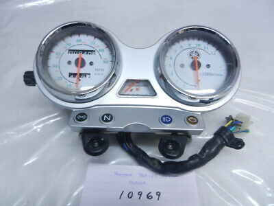 Yamaha Ybr125 Custom 2012 Clocks   (10969)