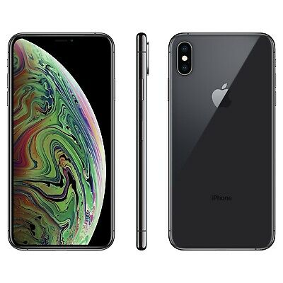 Apple iPhone XS Max 64GB Space Gray (Entel Locked) Great 9/10 #2203 c82319