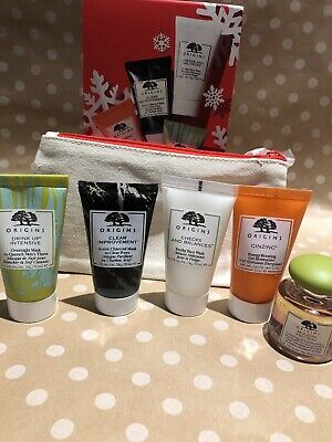 ORIGINS 5 STAR FAVES~New In Box GIFT SET Authentic