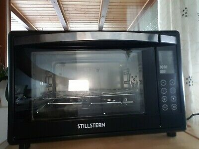 Stillstern MB45-LED 2G 45L Digitaler Minibackofen