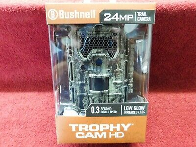 Bushnell Trophy Cam HD 24MP 119719CW Trail Camera