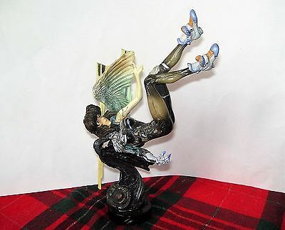 Ghost In The Shell Statue  Custom Made/Modified  Used Tv Prop