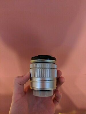 Fuji 18-55mm lens  With Front & Rear Caps and lens hood