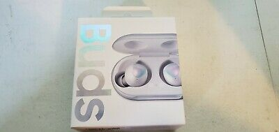 Samsung Galaxy Buds 2019, Bluetooth True Wireless Earbuds (iOS & Android) SILVER