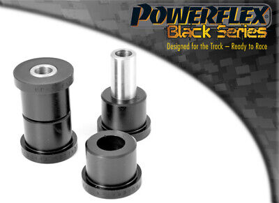 Volvo 260 75-85 Pff88-201Blk Powerflex Black Series Front Arm Front Bushes