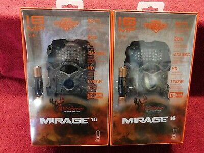 Wildgame Innovations Mirage 16 M16i8W26-8 ( lot of 2 )