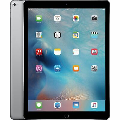Apple iPad 5th Gen. 32GB, Wi-Fi + Cellular Unlocked 9.7in. Space Gray. PREOWNED