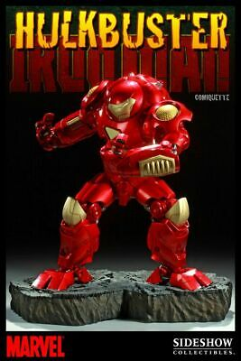 "Marvel Hulkbuster Iron Man Comiquette 21"" Statue"