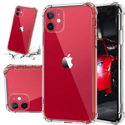 60% Off Hybrid iPhone 11, 11 Pro, 11 Pro Max Case [Liquid Crystal] Clear Cover